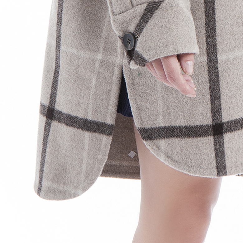 New Styles Woman's Cashmere Winter Coat