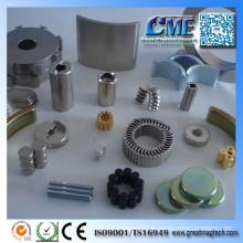 Leistungsstarke industrielle Sinter-Erde Zimt NdFeB Neodym-Scheibe / Ring / Block / Runde / Bogen / Keil / Rechteck / Stange / Zylinder Magnet
