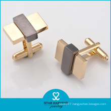 Hot Selling Brass Square Cufflinks for Men (BC-0007)