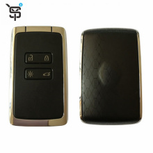 High quality original smart card key with 4 button remote key for Renault 433 Mhz AES for Megane 4