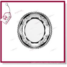 Best Selling! 10′′ Oval Metal Plate by Mejorsub