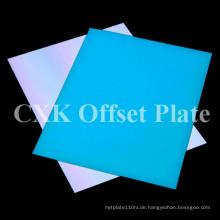 Hochempfindliche Ctcp-UV-Platte