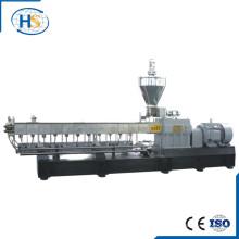 Extrusora de doble husillo / doble Nanjing Haisi Tse-75c