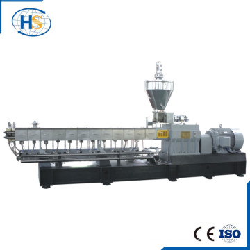 Machine d'extrusion de granulés en plastique Nanjing Hs Sp 65-150wood