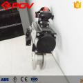 Válvula de esfera de válvula de esfera de atuador pneumático