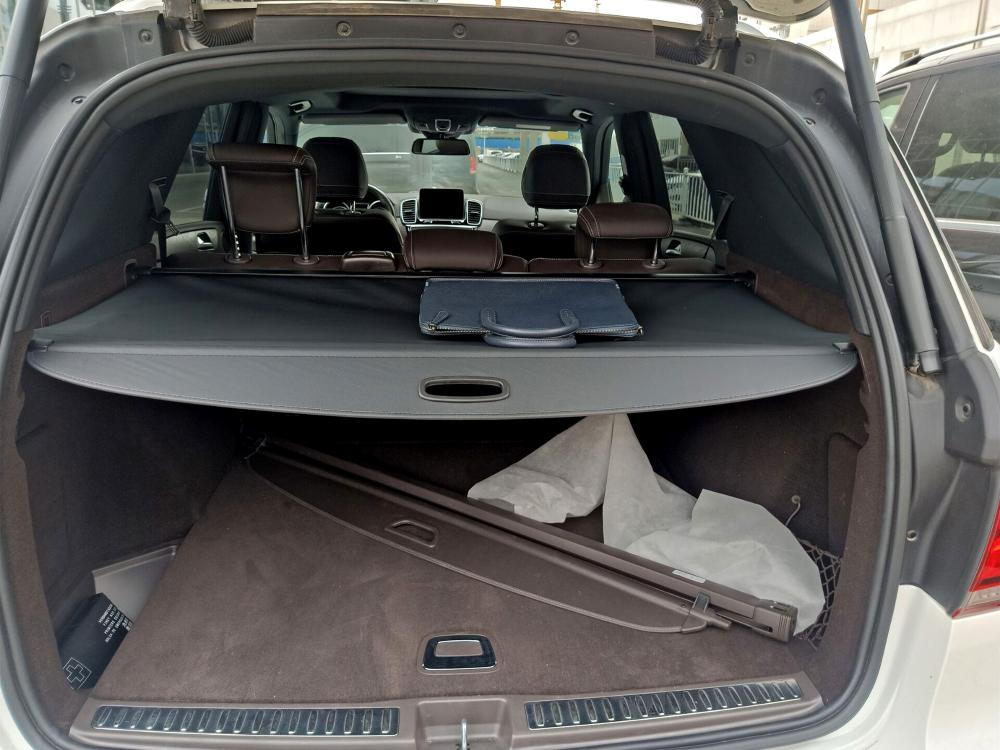 Mercedes Benz GLE Cargo cover