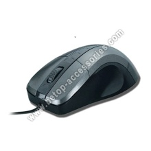 Wired Mouse Black