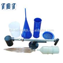 Gravímetro de pulpa de viscosímetro de lechada de petróleo