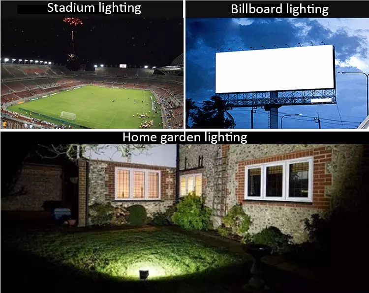 Flood Light Bulb Types