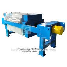 Leo Filter Industrielle Platten- und Rahmenfilterpresse