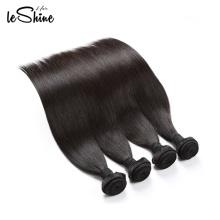 Proveedores de cabello humano Gran Stock Calidad superior Buena reacción Cutícula Virgen sin procesar