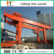 U Type Subway Construction Gantry Crane with Hook