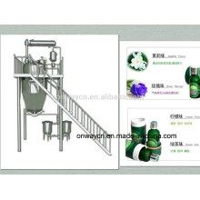 TQ Hoch effiziente Energie sparen ätherisches Öl Dampf Destillation Ausrüstung