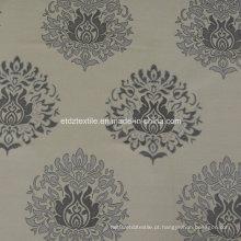Tecido mais recente tendência da moda para cortina