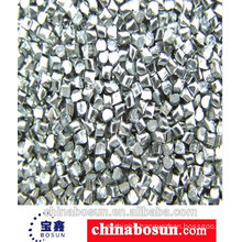 Cut wire aluminum shot applying in instruments meters Aluminum shot aluminum panel