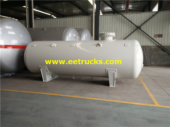 Small Aboveground LPG Tanks