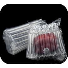 Защитный полиэтиленовый пакет надувной воздушной подушки для фруктов
