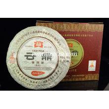 """2010 Menghai """"Yun Ding"""" (Nubes) Madura Pu Er Puer Té 357g / pastel 001 Lote"""