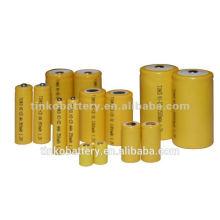 faite par la grande usine à shenzhen aaa 800mah NI-CD Rechargeable batterie