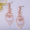 nuevo diseño de 925 pendientes de joyería de plata esterlina