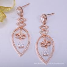 vente en gros en argent sterling boucle d'oreille crochets boucle d'oreille conception jhumka