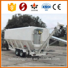 Mobile cement silo,small capacity cement silo