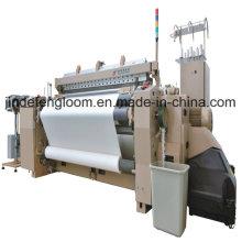 Высокоскоростная ткацкая машина для ткацких станков с двойным соплом
