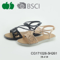 Nouveau Hot Fashion Ladies Sandal d'été