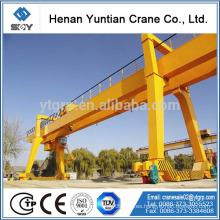 Especificación de grúa de pórtico de 50 toneladas de doble viga