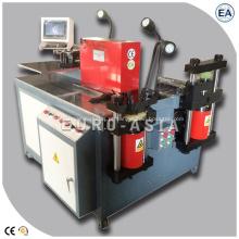 Máquina de corte e vinco multifunções, puncionadeira e dobradeira