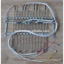 Condicionador de ar elemento de aquecimento 220V