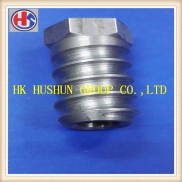 Forneça o parafuso hexagonal externo do aço carbono do fabricante da China (HS-HB-001)