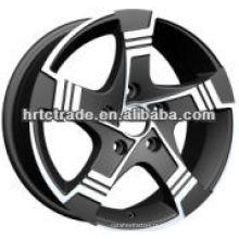 14/15/16 polegadas bela 4/5 buraco 98 / 114.3mm réplica carro esporte roda