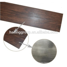 High quality wood grain dry back vinyl flooring