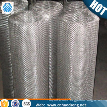 sulfur resistance 100 mesh nichrome wire mesh for heating hot foam cutting