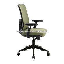 X3-52B-F plein tissu inclinable chaises de bureau en maille