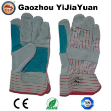 Verstärkung Palm Hitzebeständige Sicherheit Arbeitshandschuhe