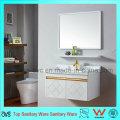 Хорошее качество Современное алюминиевое тщеславие ванной комнаты с бассейном