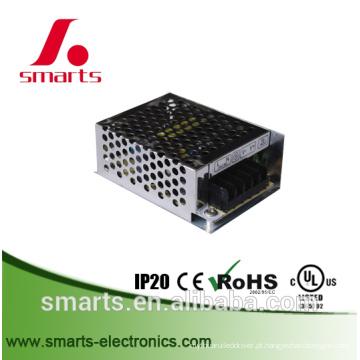 gabinete de tira conduzida IP20 & fonte de alimentação de tira conduzida para luzes de tira conduzidas