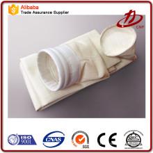 Hochtemperatur-Glasfasergewebe-Filterbeutel