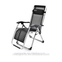 Alta Qualidade Dobre Cadeiras Dobrável Praia Dormir Cadeira de Móveis Ao Ar Livre