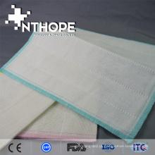 tecido de pano de prato seco rápido de alta qualidade