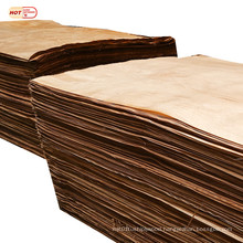 cheap price and good quality 0.3-0.4 natural okoume wood  veneer supplier