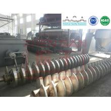 Secador giratorio de alta velocidad de la serie de Hzg