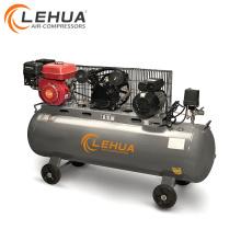 Compressor de ar do uso do motor 200litre do motor 3hp da gasolina 5.5hp multi