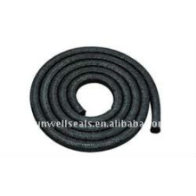 PAN Fiber Packing with Graphite
