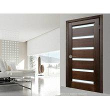 Tipos tipicamente baratos de portas de madeira de preço