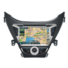 Car Audio for Hyundai Elantra/Avante GPS Player Android Systems