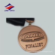 Australia feature plating colour natural metal bodybuilding medal