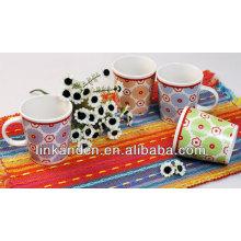 straight coffee mug/nice tea mug/solid color coffee mugs